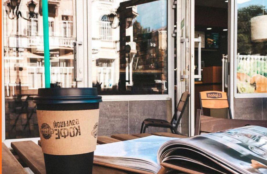 Продается кофейня с уникальным дизайном