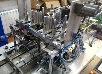 Укомплектованное производство медицинских масок с отправкой в регионы