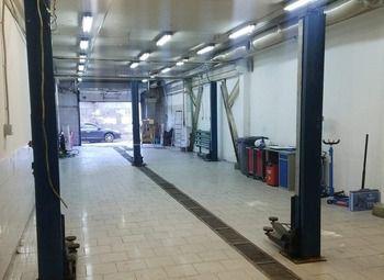 Автосервис в бизнес центре Кусково