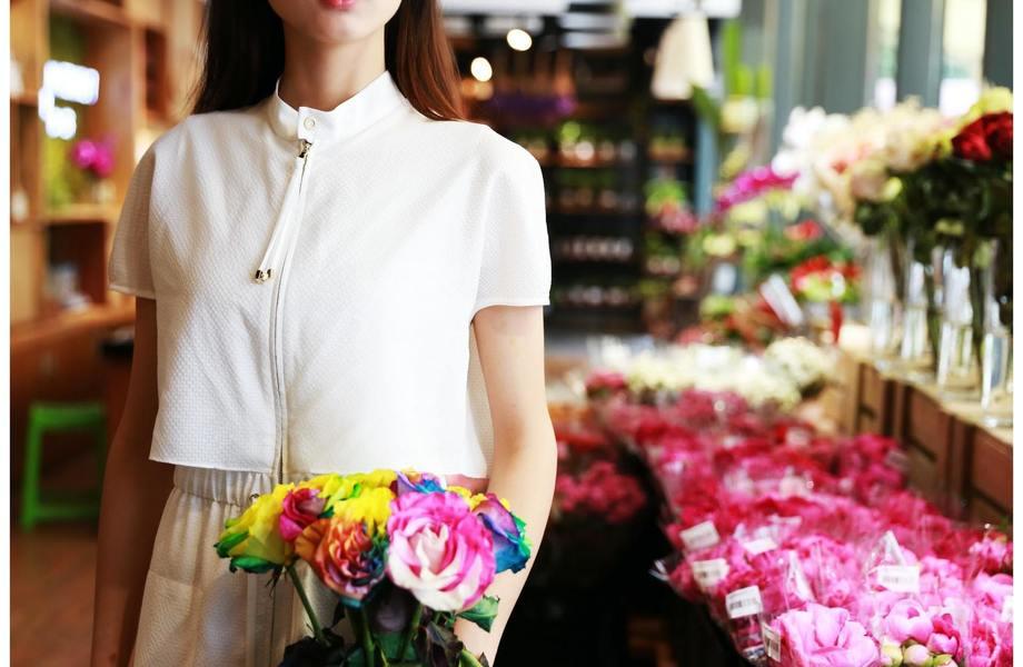 Цветочный магазин на севере cо свежим ремонтом и товарным остатком