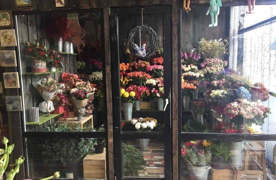 Готовый бизнес. Студия цветов с уникальным дизайном