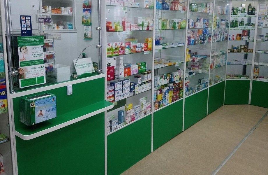 Аптека в спальном районе Нагатино в Торговом Центре