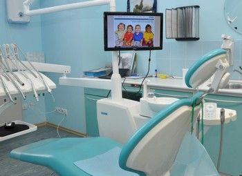 Стоматология в густонаселенном спальном районе на севере Москвы