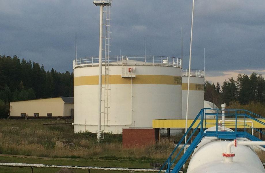 Нефтедобывающая компания в Пермском крае / Земля в собственность