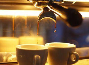 Кофейня с большим трафиком и потоком клиентов