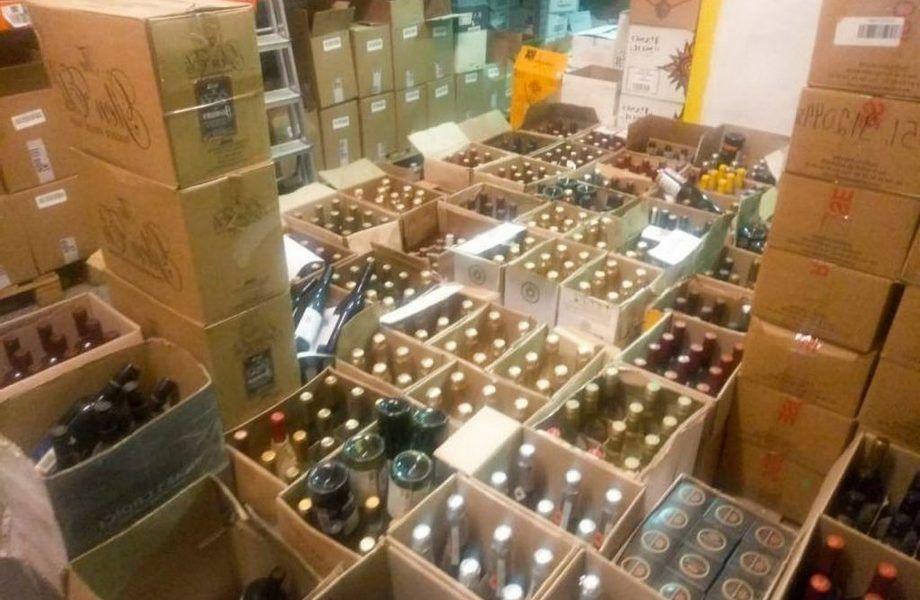 Компания оптовой торговли алкоголем. Лицензия на 5 Лет