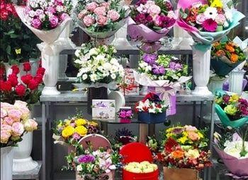 Магазин цветов в центре (4 года бизнесу)