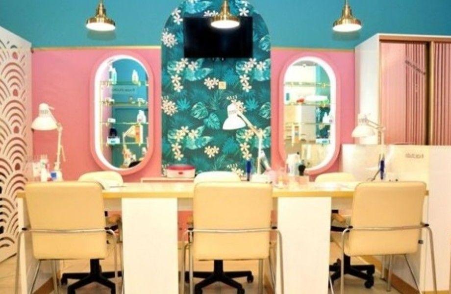 Салон красоты на Ладожской