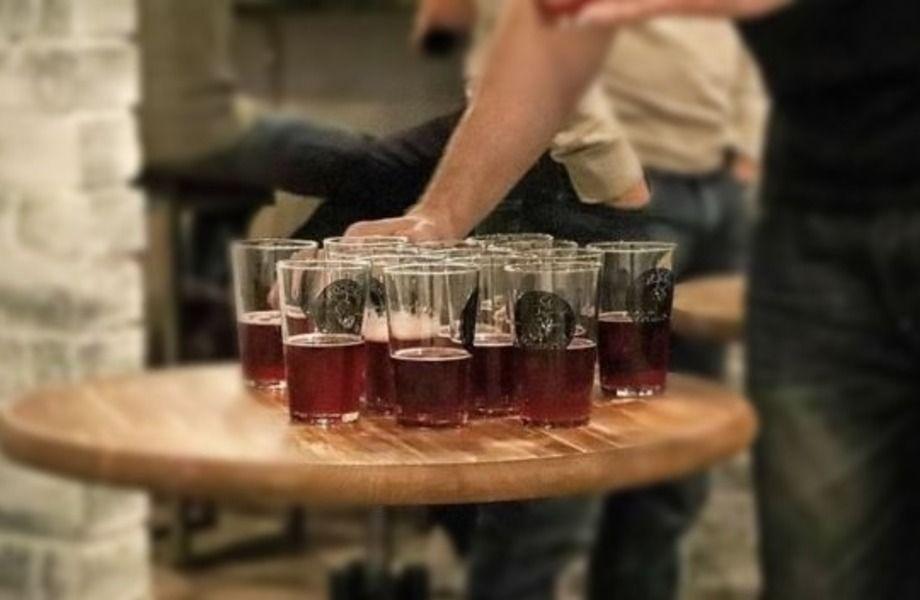 Магазин-бар разливного пива Бульвар Рокоссовского
