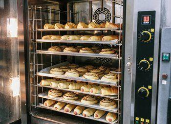 Прибыльная кафе-пекарня неполного цикла