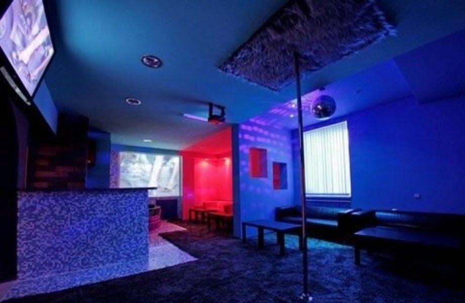 Ночной клуб вместе с сауной и СПА