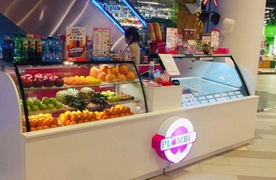 Доходный бизнес Мороженное, Фрэши в крупном ТЦ в центре Москвы