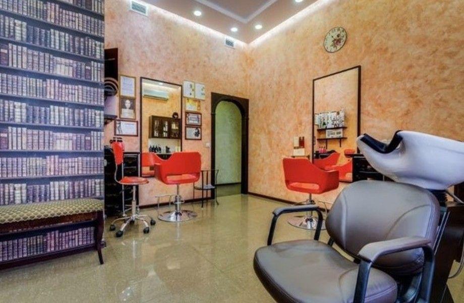 Салон красоты с медицинской лицензией и прибылью в престижном районе