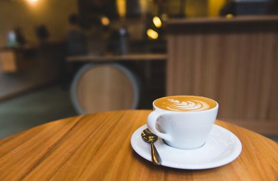 Кофе с собой в центре города с хорошей локацией