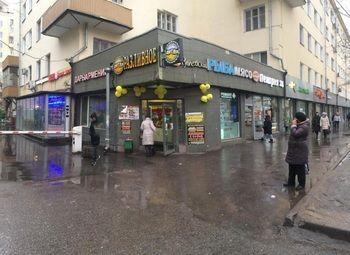 Прибыльный отдел молочной продукции возле метро/5 лет