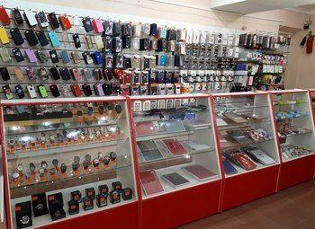 Магазин мобильных аксессуаров, ремонт и скупка с подтвержденной прибыл