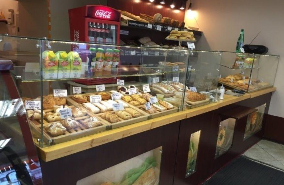 Кондитерская-пекарня в очень проходном месте