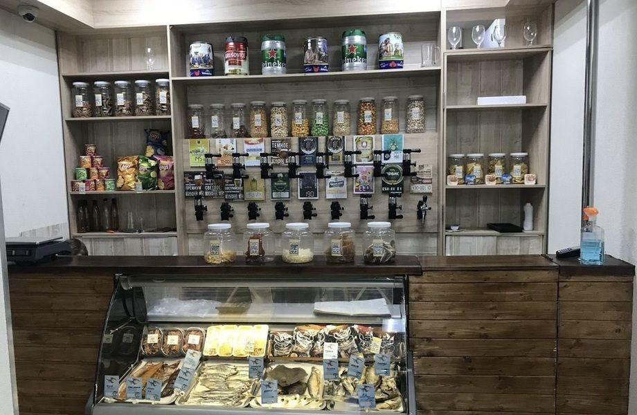 Пивной магазин Эль Паб в Некрасовке