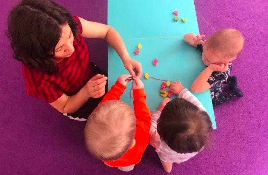 Центр развития ребенка с большими перспективами