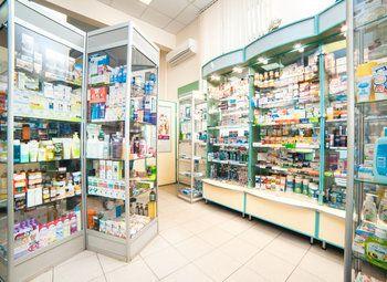Аптека в Приморском районе / Доход 180 тысяч
