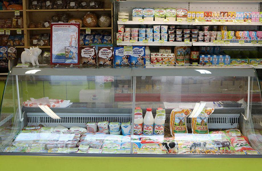 Готовый продуктовый магазин в центре города
