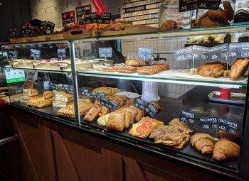 Известная пекарня в спальном районе
