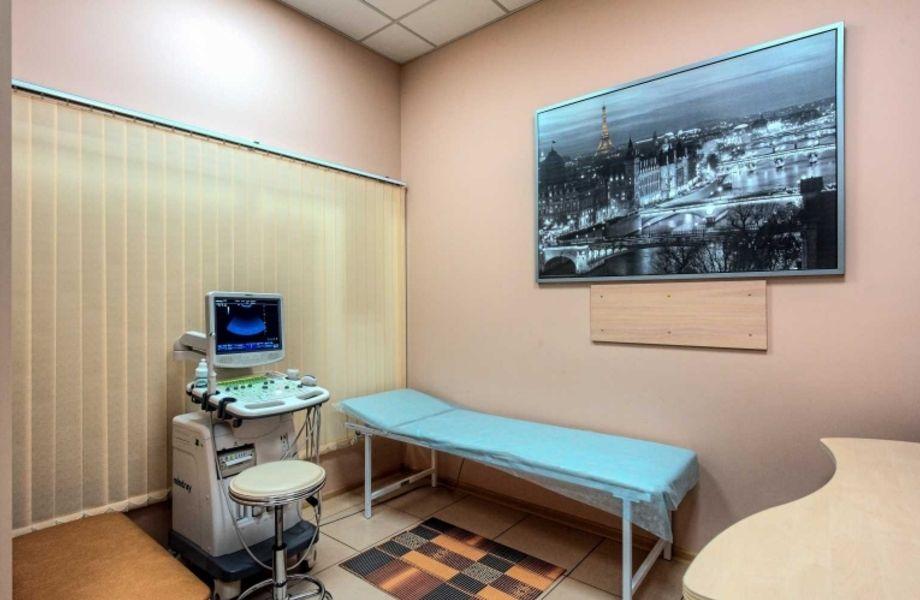 Медицинская клиника в собственном помещении