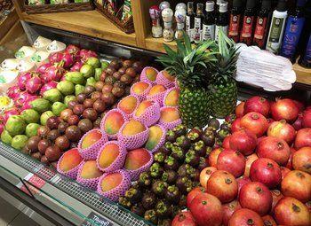 Магазин фруктов и сухофруктов / Без конкурентов