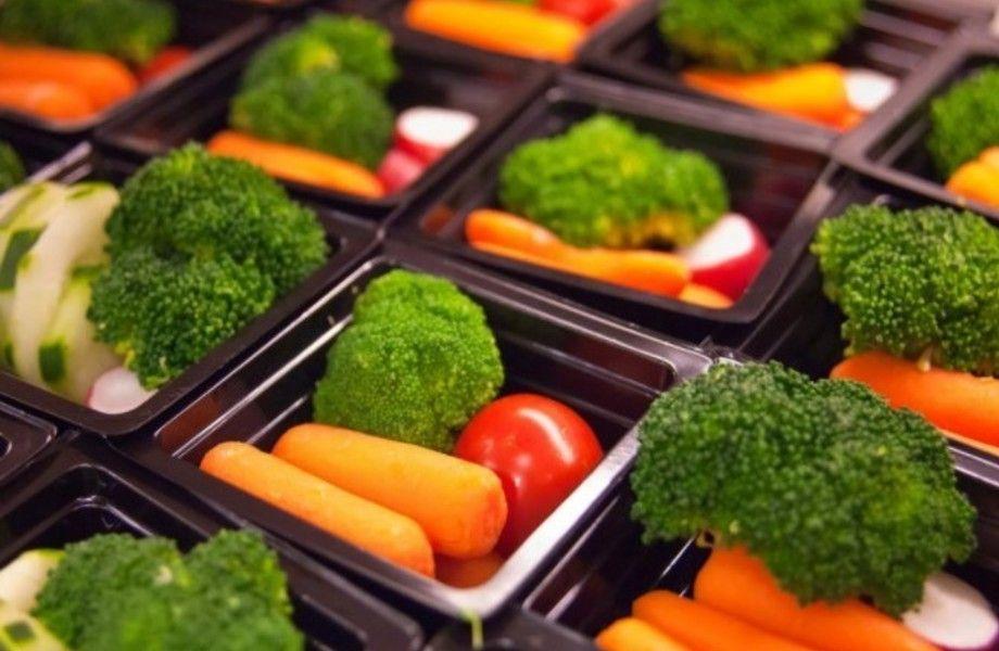 Компания по производству веганской еды / поставки в сети