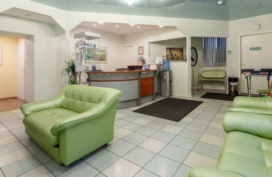 Стоматология+рентген+кабинет остеопата / Работает 21 год