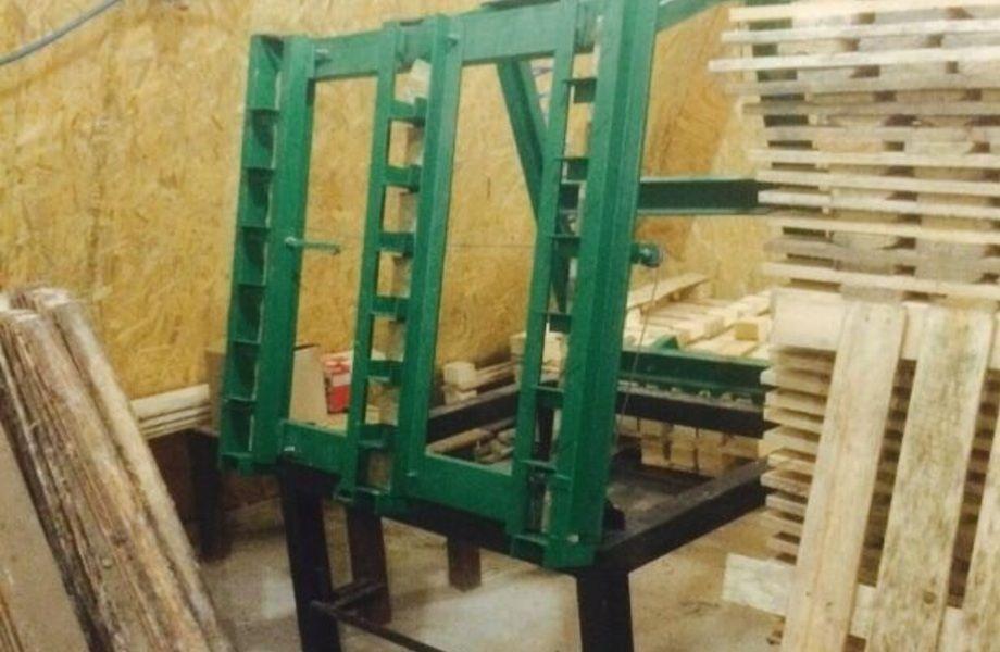 Производство деревянных поддонов