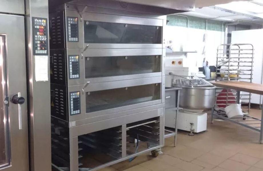 Пекарня полного цикла на юго-западе города