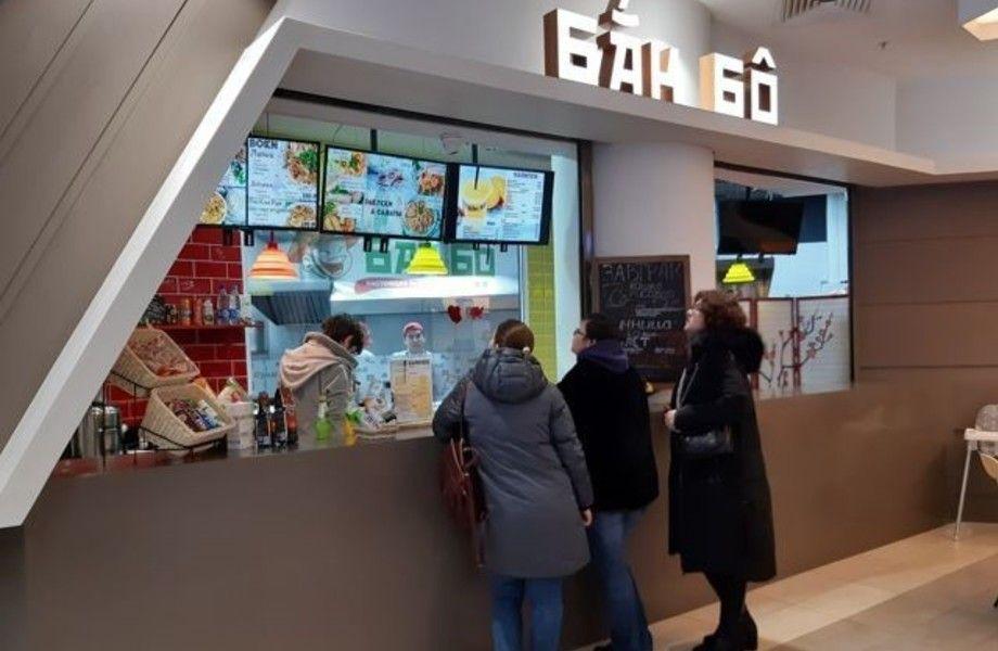 """Готовый бизнес """" Кафе вьетнамской кухни"""" в ТЦ РИО"""