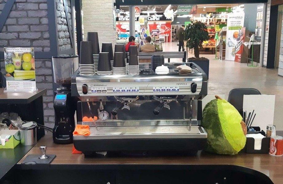 """Готовый бизнес """"Кофе с собой"""" кафе"""