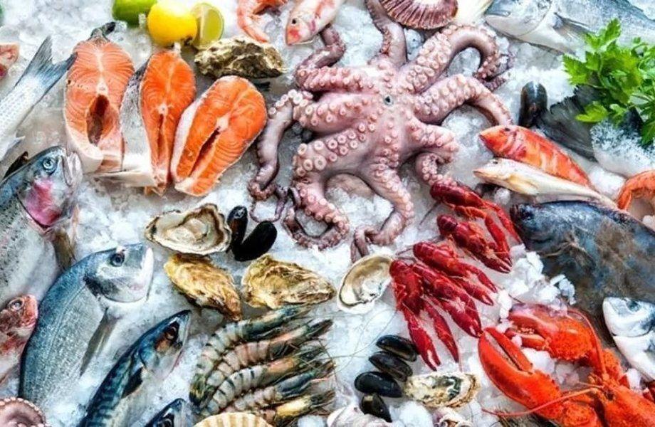 Интернет-магазин по продаже рыбы и морепродуктов
