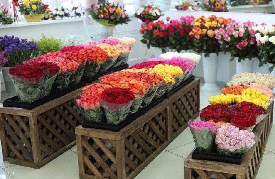 Цветочный магазин ниже цены активов / У метро Улица Дыбенко