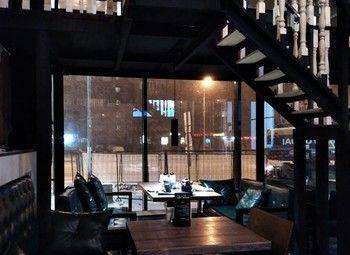 Лаундж бар - кальянная с панорамными окнами / Доход 150 00 р.  в месяц