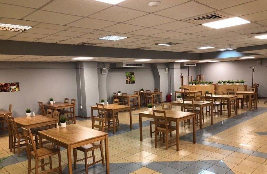 Кафе-ланч в бизнес-центре (3 года)
