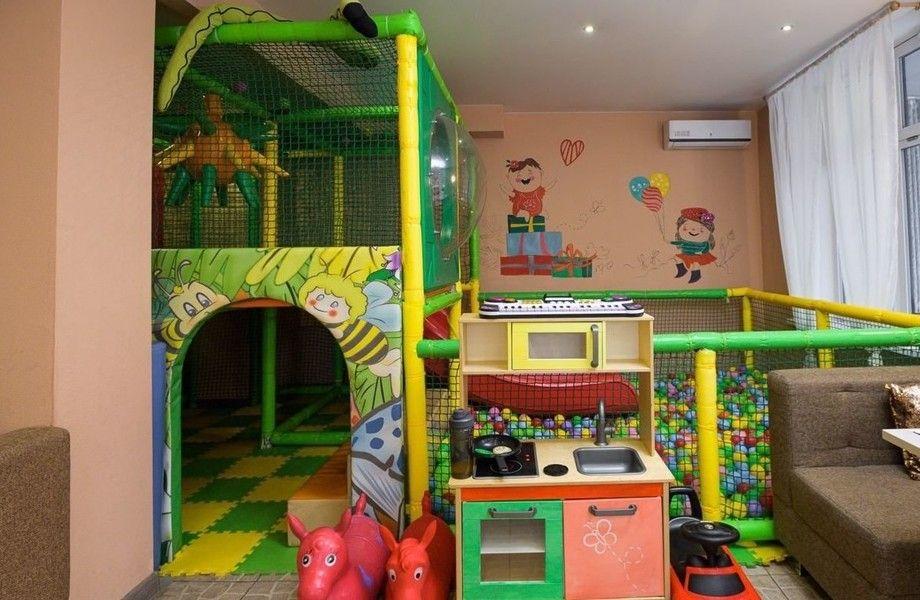 Кафе с  детской комнатой в г. Видное