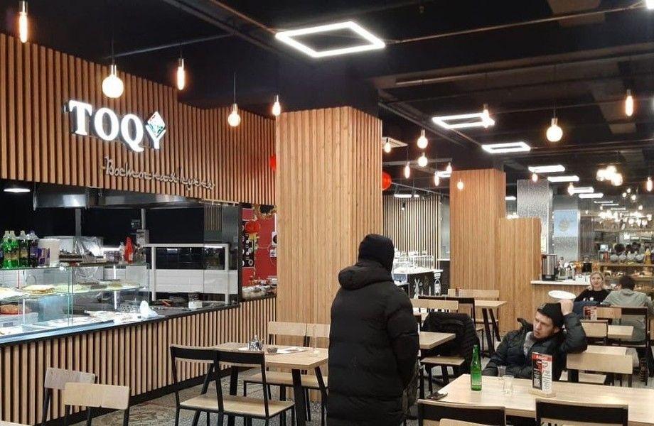 Кафе с восточной кухней / Прибыль 100 000 рублей