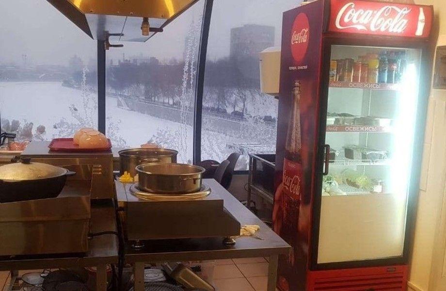 Кафе с узбекской кухней / Высокий трафик
