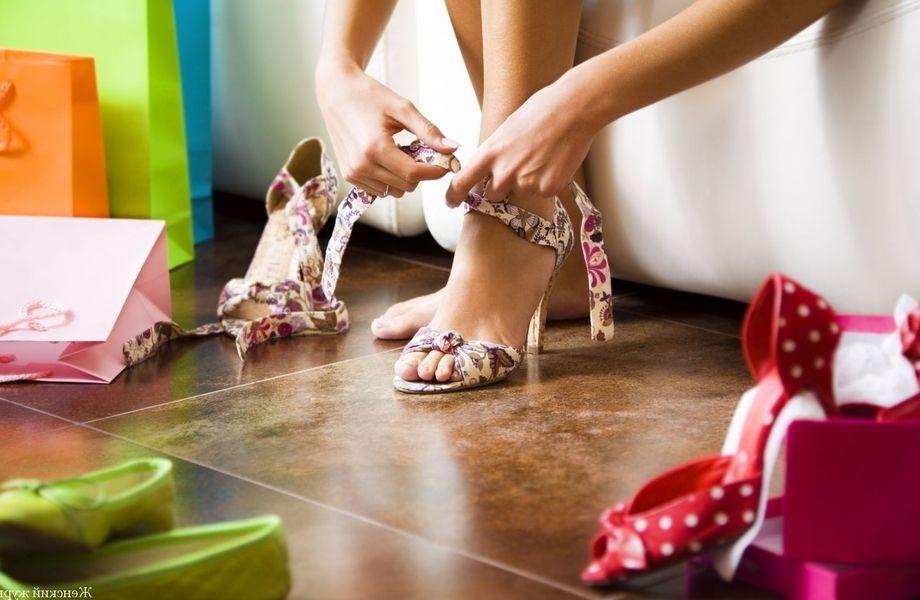 Интернет-магазин обуви, работающий 6 лет