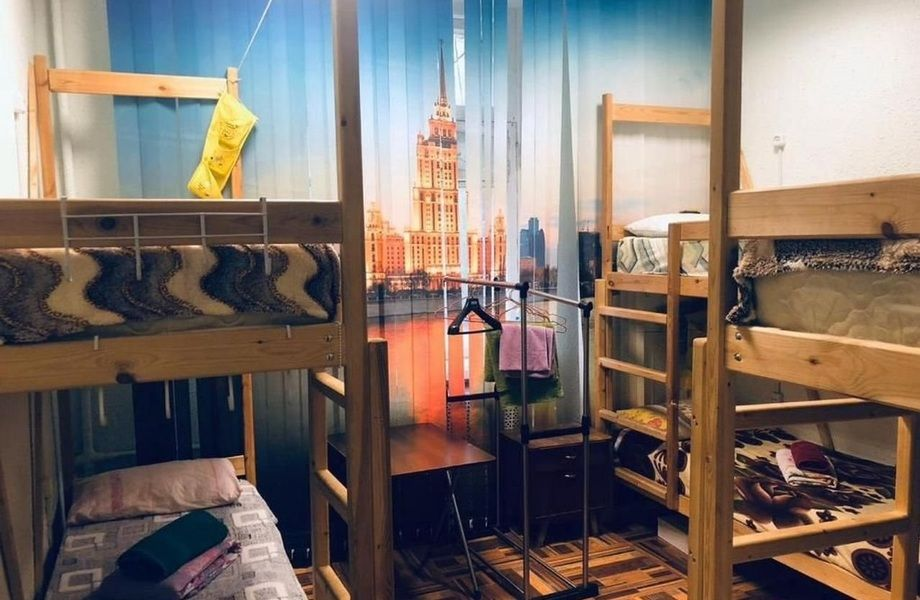 Перспективный хостел в хорошем спальном районе.