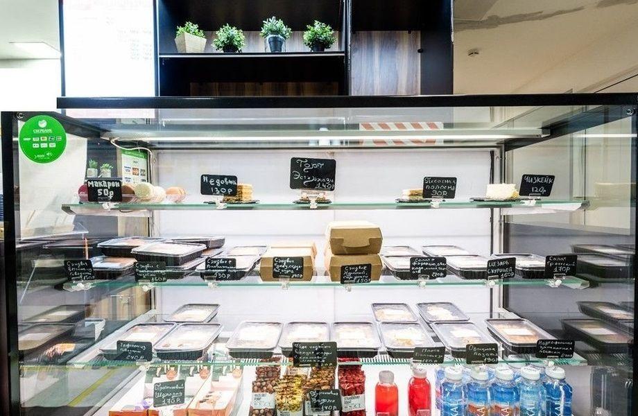 Кофейня в бизнес-центре / Без конкурентов