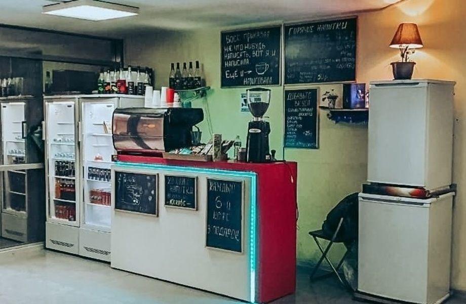 Кофейня в крупном офисном комплексе (3 года)