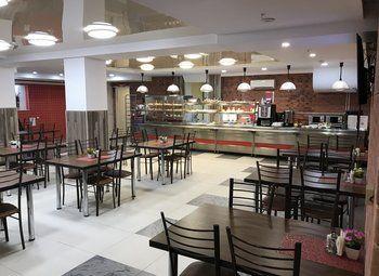 Кафе-столовая в Л.О. с подтвержденной прибылью