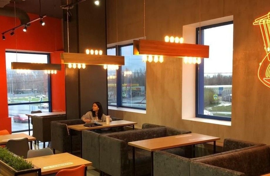 Сеть ресторанов японской и азиатской кухни (доход 600 тыс. руб)
