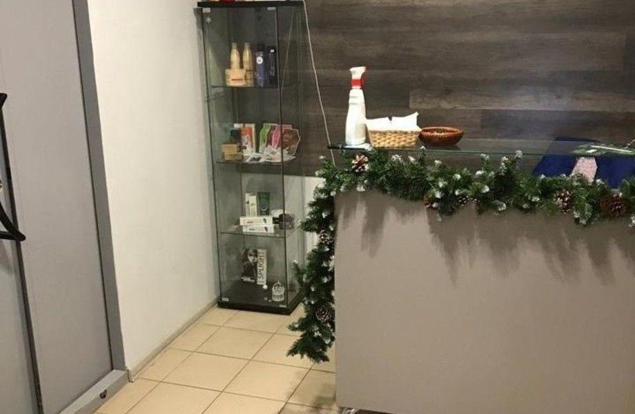 Салон красоты в жилом квартале в д. Путиково