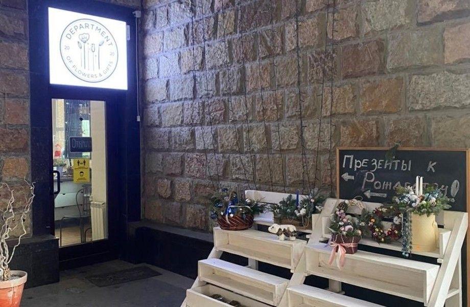 Салон цветов и подарков в элитном ЖК в районе ТТК.