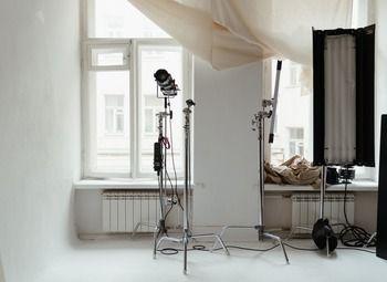 Фотостудия с 5 зонами / Низкая аренда
